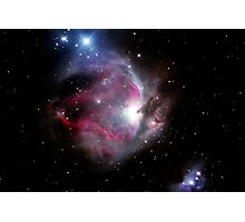 Orion Nebula Photographic Print