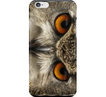 Eagle Owl Eyes iPhone case iPhone Case/Skin