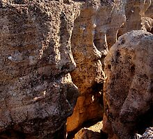 Sesriem Canyon, Namibia by Carole-Anne