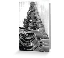 Abstract Asia I Greeting Card