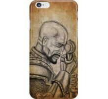 The prayer iPhone Case/Skin