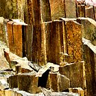 """The Organ Pipes"" Namibia by Carole-Anne"