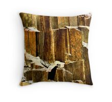 """The Organ Pipes"" Namibia Throw Pillow"