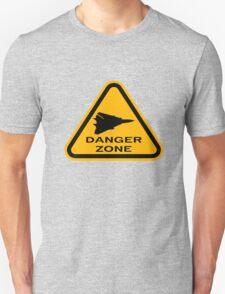Danger Zone - Triangle 2 T-Shirt