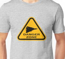 Danger Zone - Triangle 2 Unisex T-Shirt