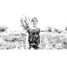 4607. Super Happy Face Photographic Print