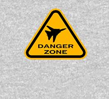 Danger Zone - Triangle Unisex T-Shirt
