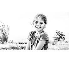 4627. Super Cute Face Photographic Print