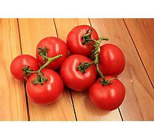 Tomatoes  Photographic Print