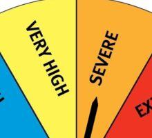 Economic Rating System Sticker