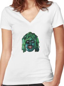 I'm Old Gregg Do You Love Me! - The Mighty Boosh TV Series Women's Fitted V-Neck T-Shirt