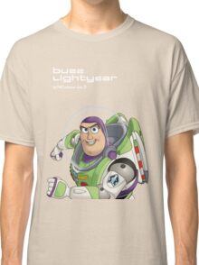 Buzz Lightyear To The Rescue Classic T-Shirt