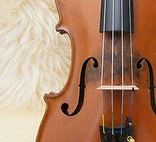 Violin (iPhone & iPod case) by Janice Chiu
