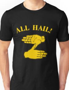 All Hail Zoltan Gold Unisex T-Shirt
