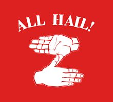All Hail Zoltan White Unisex T-Shirt