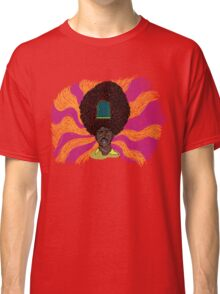 The Mighty Boosh - Rudi van DiSarzio - Rudy - Psychedelic Monk Classic T-Shirt
