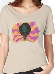The Mighty Boosh - Rudi van DiSarzio - Rudy - Psychedelic Monk Women's Relaxed Fit T-Shirt