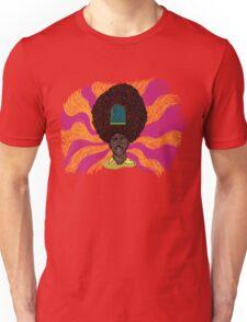 The Mighty Boosh - Rudi van DiSarzio - Rudy - Psychedelic Monk Unisex T-Shirt