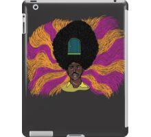 The Mighty Boosh - Rudi van DiSarzio - Rudy - Psychedelic Monk iPad Case/Skin