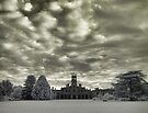 Werribee Mansion - Ext IR Distance by lightsmith