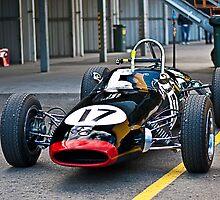Brabham BT6 Front View by Stuart Row