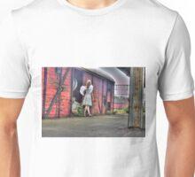 Calmly I chase the evil – Med lugn jagar jag ondskan Unisex T-Shirt