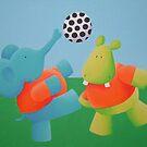 Play soccer! by Koekelijn