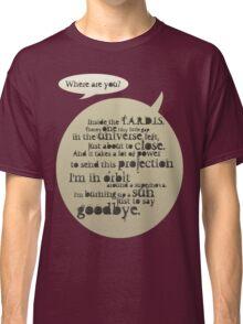 Doomsday 2 Classic T-Shirt
