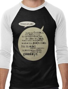 Doomsday 2 Men's Baseball ¾ T-Shirt