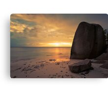 10 Seconds of Peace Canvas Print