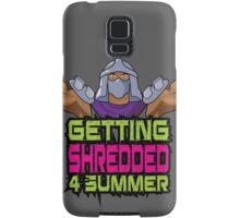 Shredder - Getting Shredded 4 Summer Samsung Galaxy Case/Skin