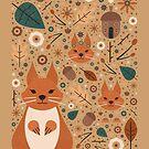 Squirrel Nutkin  by CarlyWatts