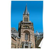 Aachen Cathedral Poster