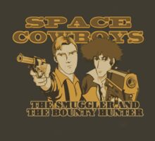 Space Cowboys Spike & Mal: V3.0 by dmbarnham