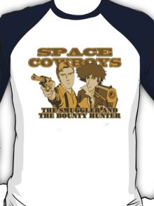 Space Cowboys Spike & Mal: V3.0 T-Shirt