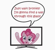 Pinkie Pie Fourth Wall Breach by just4lolzz