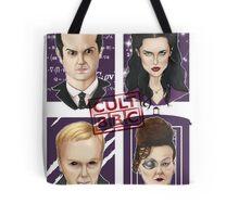 CULT BBC - The Villians Tote Bag