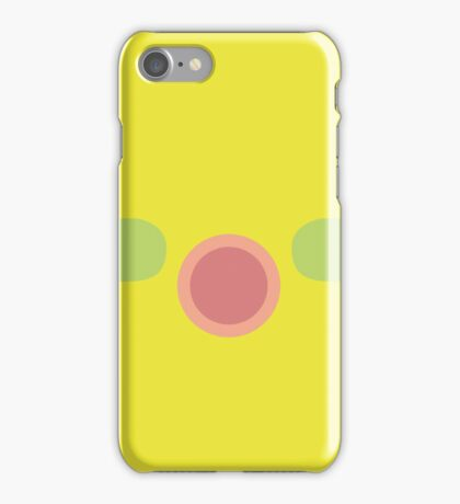 Minimalist Weepinbell iPhone Case/Skin