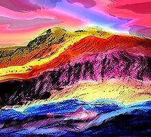 Landscape Composition-1 by Sesha