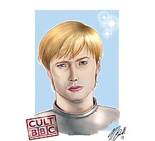 CULT BBC - Arthur (Merlin) Photographic Print