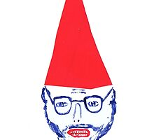 Portrait of a Gnome by johnprimmer