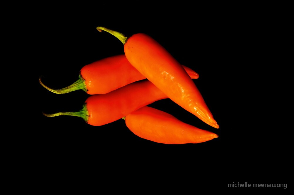 chillies by michelle meenawong