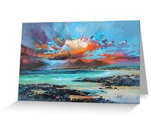 Sanna Sky Greeting Card