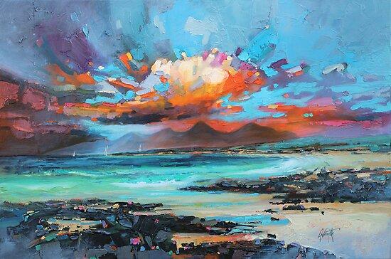 Sanna Sky by scottnaismith