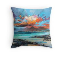Sanna Sky Throw Pillow