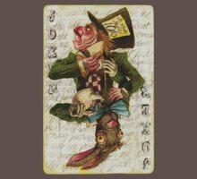 Mad Hatter Joker Card Kids Clothes