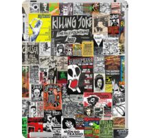 PUNK GIG COLLAGE iPad Case/Skin