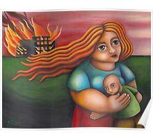 SUNOG SA KAPITBAHAY (Fire at the Neighbor's) Poster