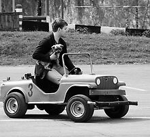 Driver by Roman Naumoff