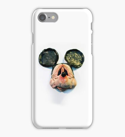 Elderly Mouse iPhone Case/Skin